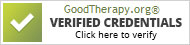 Good Therapy Verified